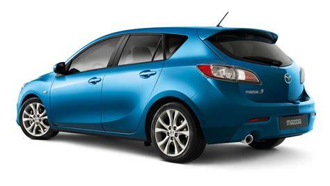2010 mazda 3 hatchback unveiled