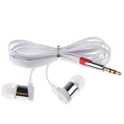 Headset Mega Bass By Rizaldshop25 3 5mm in ear stereo mega bass headphone earphone headset