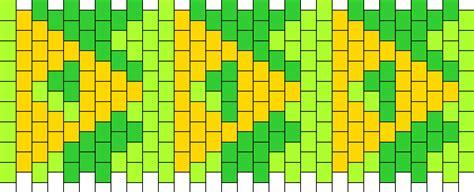 zelda triforce pattern zelda triforce pony bead patterns misc kandi patterns