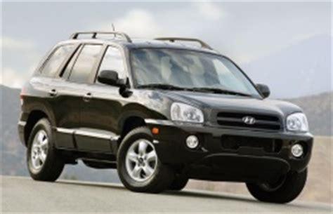 2004 Hyundai Santa Fe Tire Size by Hyundai Santa Fe 2005 Wheel Tire Sizes Pcd Offset