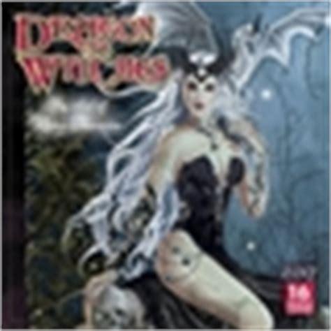 dragon witches 2018 calendar 1531901271 nene thomas 2018 dragon witch fairy calendar fairyglen com