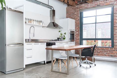 woodwork vancouver modern industrial vancouver apartment in wood concrete