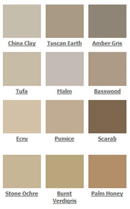 brown colour palette elements of colour by kevin mccloud
