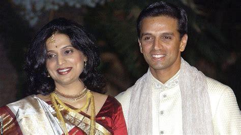 Rahul dravid marriage pics