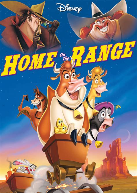 home on the range disney