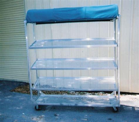 plant display racks plant rack display racks agri carts com