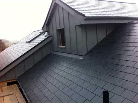 seaside location  zinc roofing  cladding
