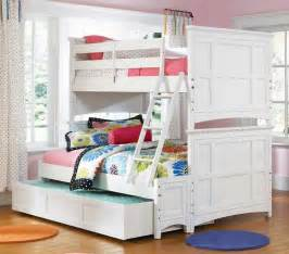 White Bunk Bed With Stairs White Bunk Beds With Stairs Decoist