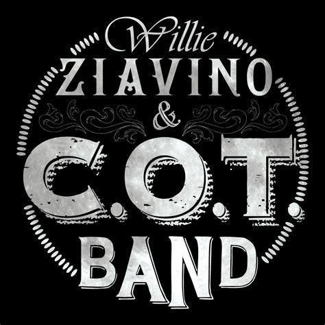 Willie Ziavino And Cot Band Logo by Willie Ziavino C O T Band Band