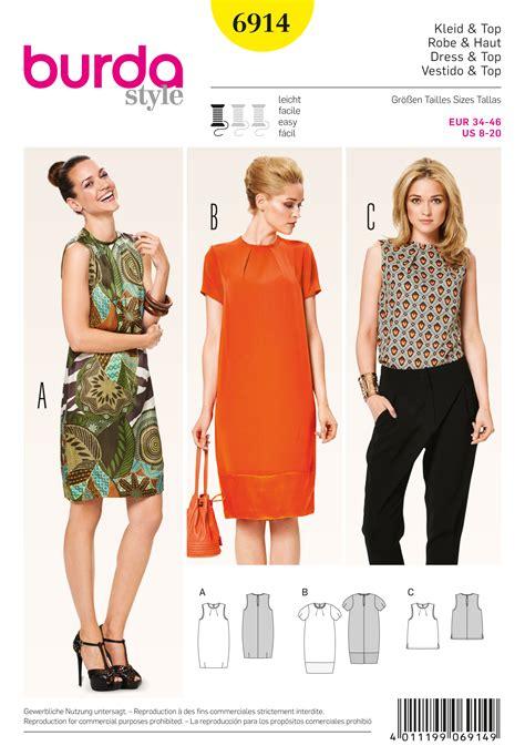 sewing pattern review best of 2013 burda 6914 dresses