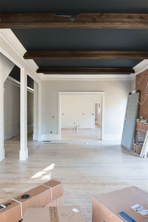 Ceiling Shiplap Panels Trim Ceilings And Moldings Oh My Diy Windows Faux