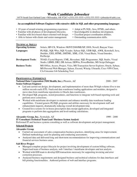 Entry Level Software Engineer Resume by Entry Level Software Engineer Resume Template Business