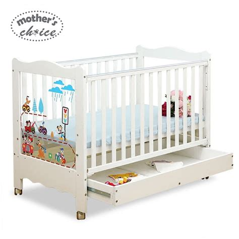 Adjustable Baby Cribs by Aliexpress Buy S Choice Wood Baby Crib 0 36m