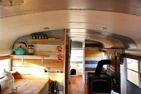 tiny house  sale school bus converted  amazing tiny