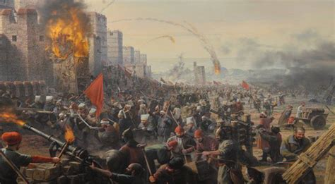 Ottoman Fall by The Fall Of Constantinople Epik Fails Of History