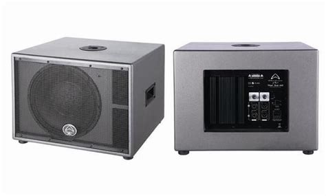Speaker Aktif Wharfedale Titan 12 wharfedale titan sub a 12 12 quot active subwoofer single soundwarehouse