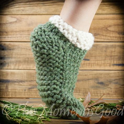 loom knit slippers loom knit slipper with cable pattern clog style unisex