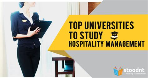 Best Universities In Usa For Mba In Hospitality by Top 7 Universities To Study Hospitality Management At
