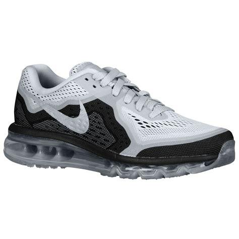 womens black nike running shoes nike running shoes womens nike air max 2014 grey black