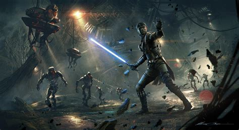 star wars battles concept art star wars concept art and illustrations by gustavo