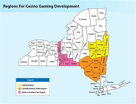 american casinos map indian gaming gt new york passes tribes for