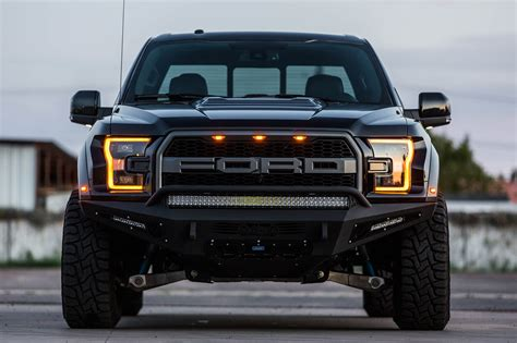 buy   ford raptor honeybadger front bumper