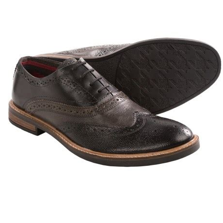 ben sherman oxford shoes ben sherman brent wingtip oxford shoes for save 56