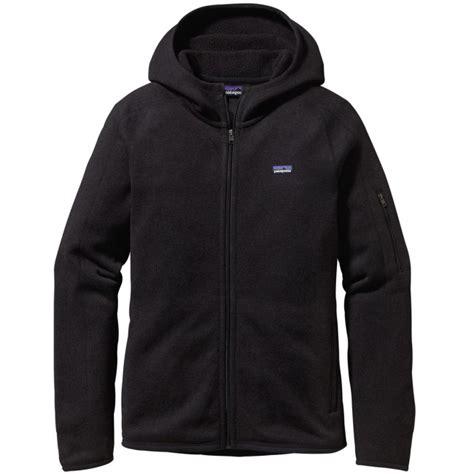 Better Black Hoodie patagonia s better sweater zip hoodie black