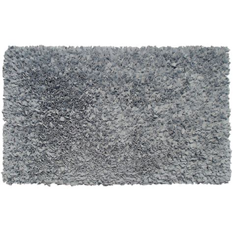 How To Clean Shaggy Raggy Rug by Shaggy Raggy Silver Rug And Rugs In Rugs Gray