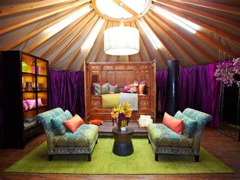 love yurts hgtv yurt love on pinterest yurts yurt living and yurt interior