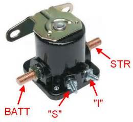 starter solenoid help suggestion ford muscle forums