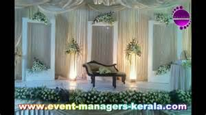 Event management company kerala stage decoration thrissur youtube