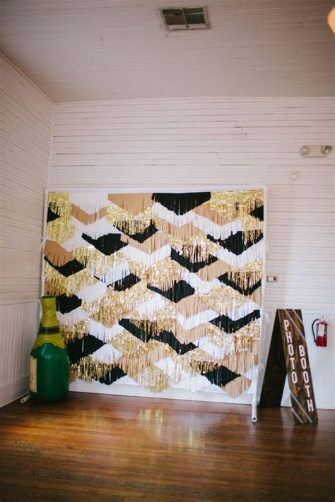 Handmade Photo Booth - 13 nye photo booth backdrops you can buy or diy brit co