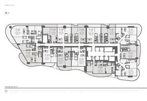 Flatiron Building Floor Plan by Brickell Flatiron Floor Plans
