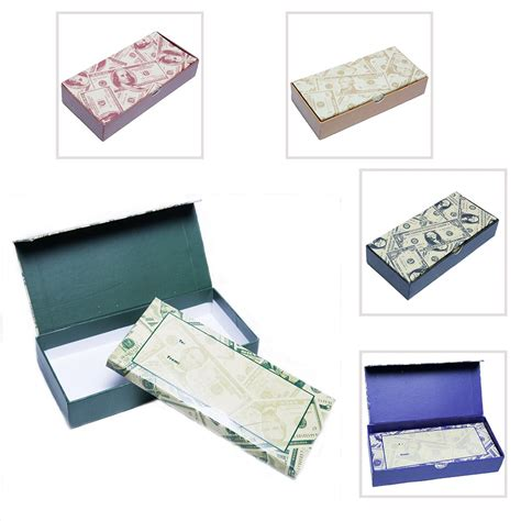 Gift Card Description - money gift card box