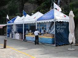 gazebo stand strutture pubblifest allestimenti fiere