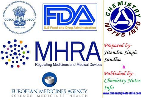 Regulatory Affairs Pharmacist by Regulatory Bodies Around The World For Pharmaceutical