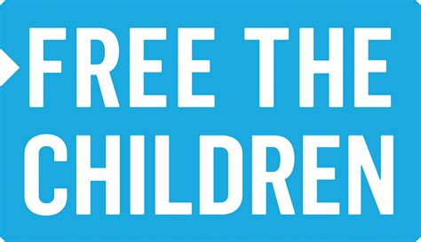 The Free by Free The Children Me To We Angela Mclean