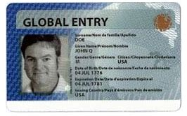 Global Entry Background Check Global Entry Renewal Usa Immigration Visa Travel