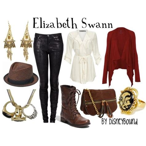pirates inspired quot elizabeth swann pirates of the caribbean quot by lalakay on