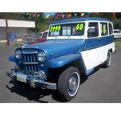 Craigslist Willys Wagons For Sale  Autos Post