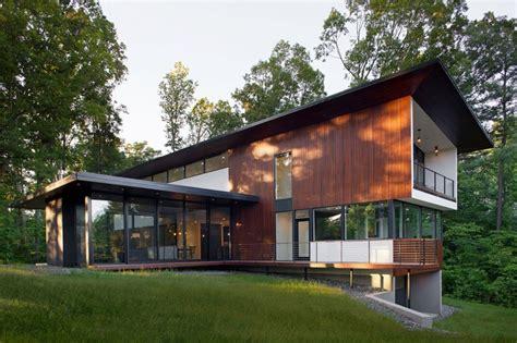 modern home design carolina japanese design inspires modern clark court residence in