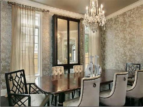 wallpaper ideas for dining room furniture choosing the best dining room paint ideas