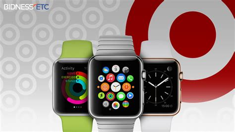 Apple Gift Card With Purchase - target is now offering a 100 gift card with any apple watch purchase