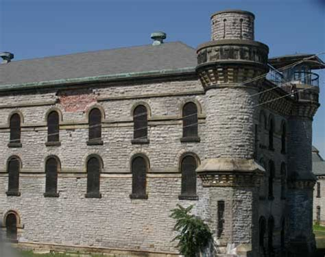 mansfield reformatory haunted house image gallery ohio prison buildings