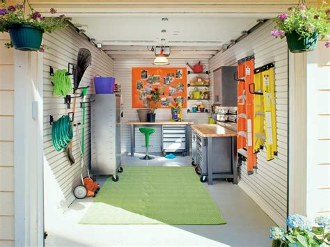 home improvement ideas pictures videos hgtv garages that multitask home remodeling ideas for