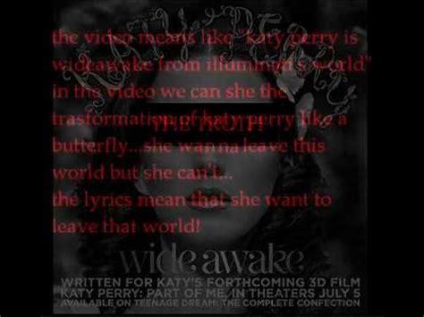 illuminati confessions katy perry wide awake illuminati exposed analyze