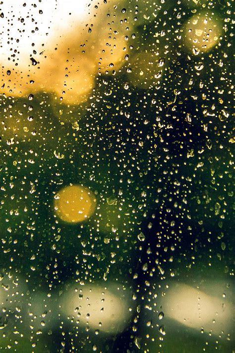 rain window iphone wallpaper iphone 5
