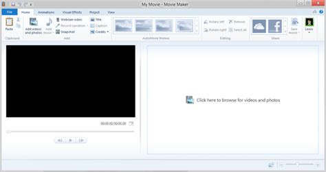 tutorial windows live movie maker 2012 create and share video cards with windows movie maker