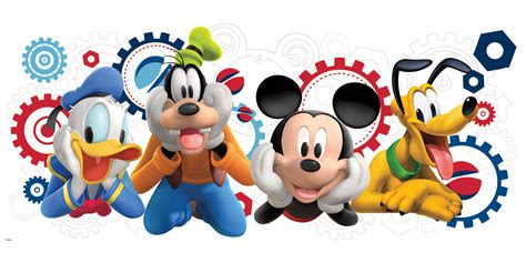 Blueprint Of House Mickey Mouse Clubhouse Clipart Many Interesting Cliparts